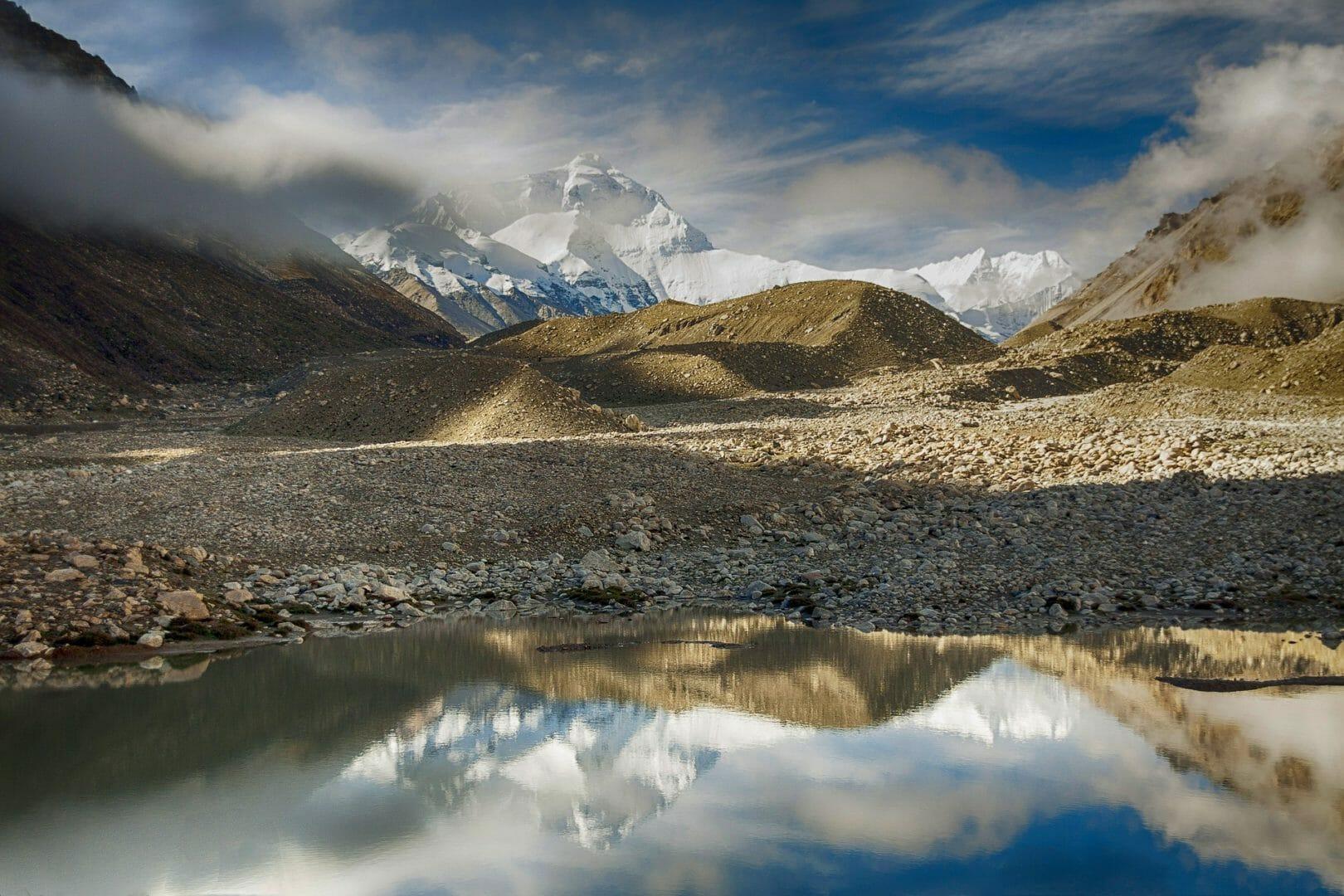 Voyager avec Sept ans au Tibet