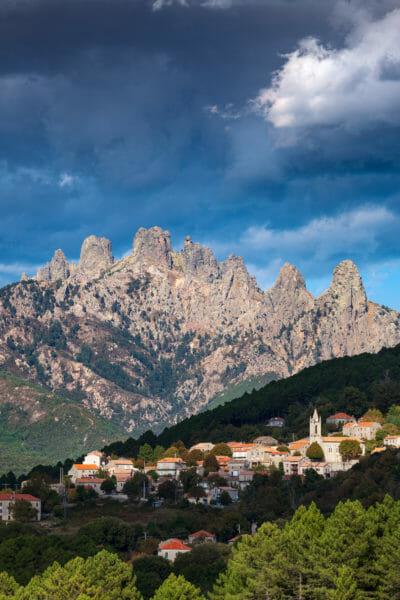 Aiguilles de la Bavella en Corse