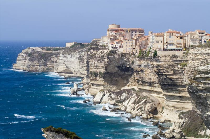 Voyage en groupe à Bonifacio en Corse