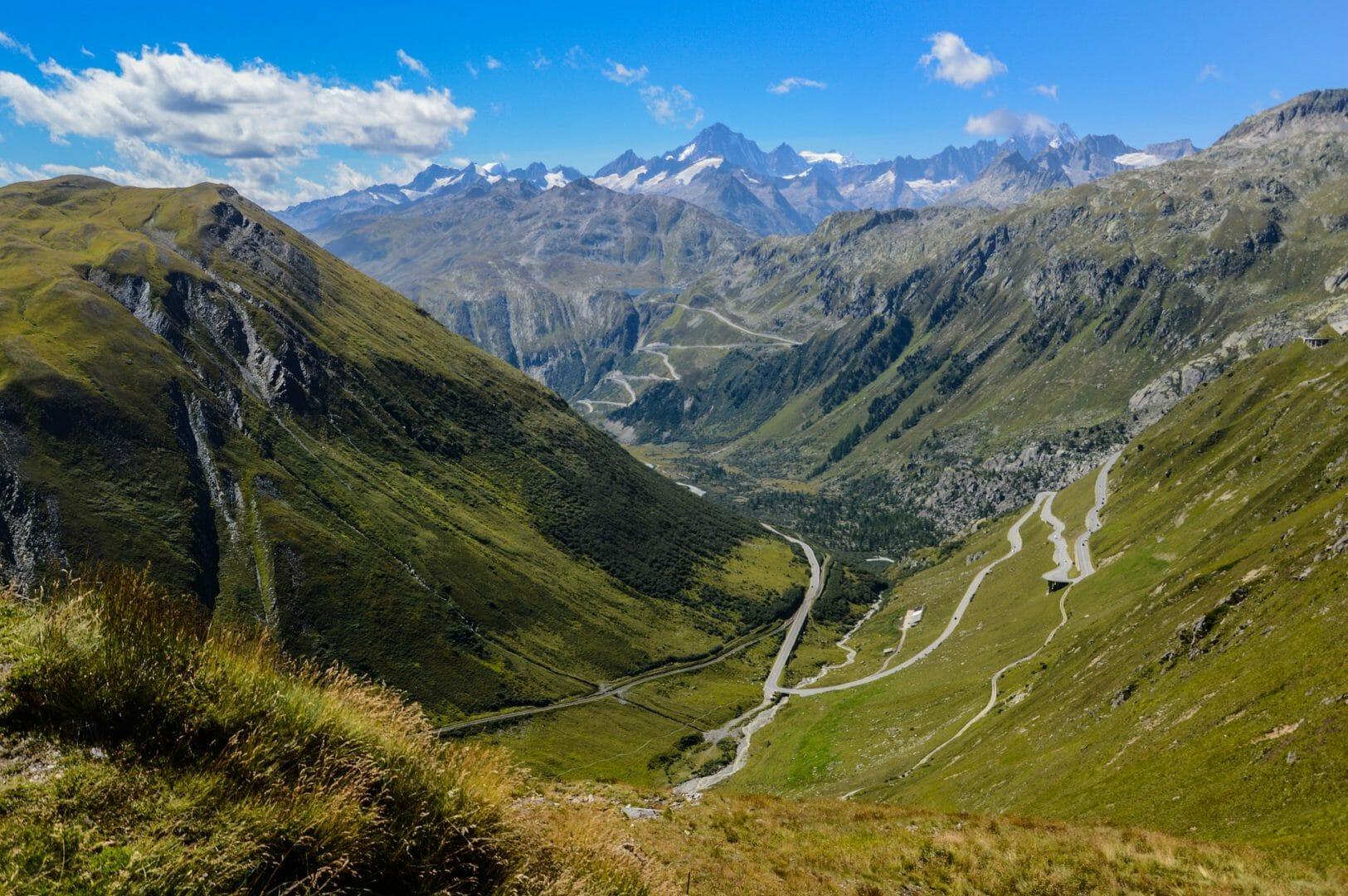 Route du Saint-Gothard
