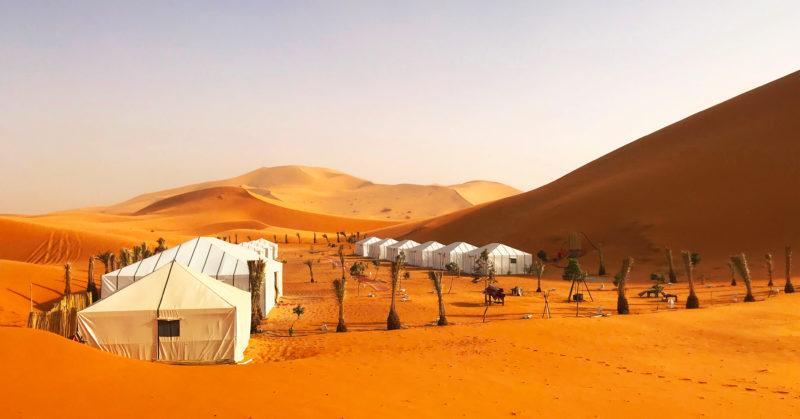 Circuit guidé en e-bike au Maroc