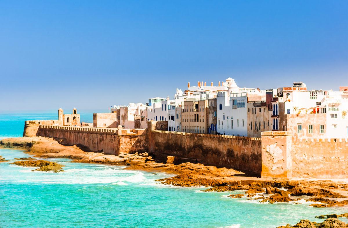 Vieille ville Essaouira voyage en groupe Maroc