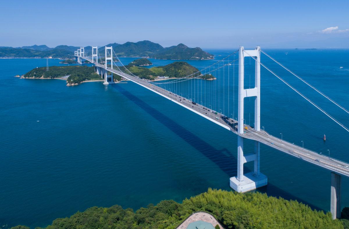 Circuit guidé en e-bike au Japon