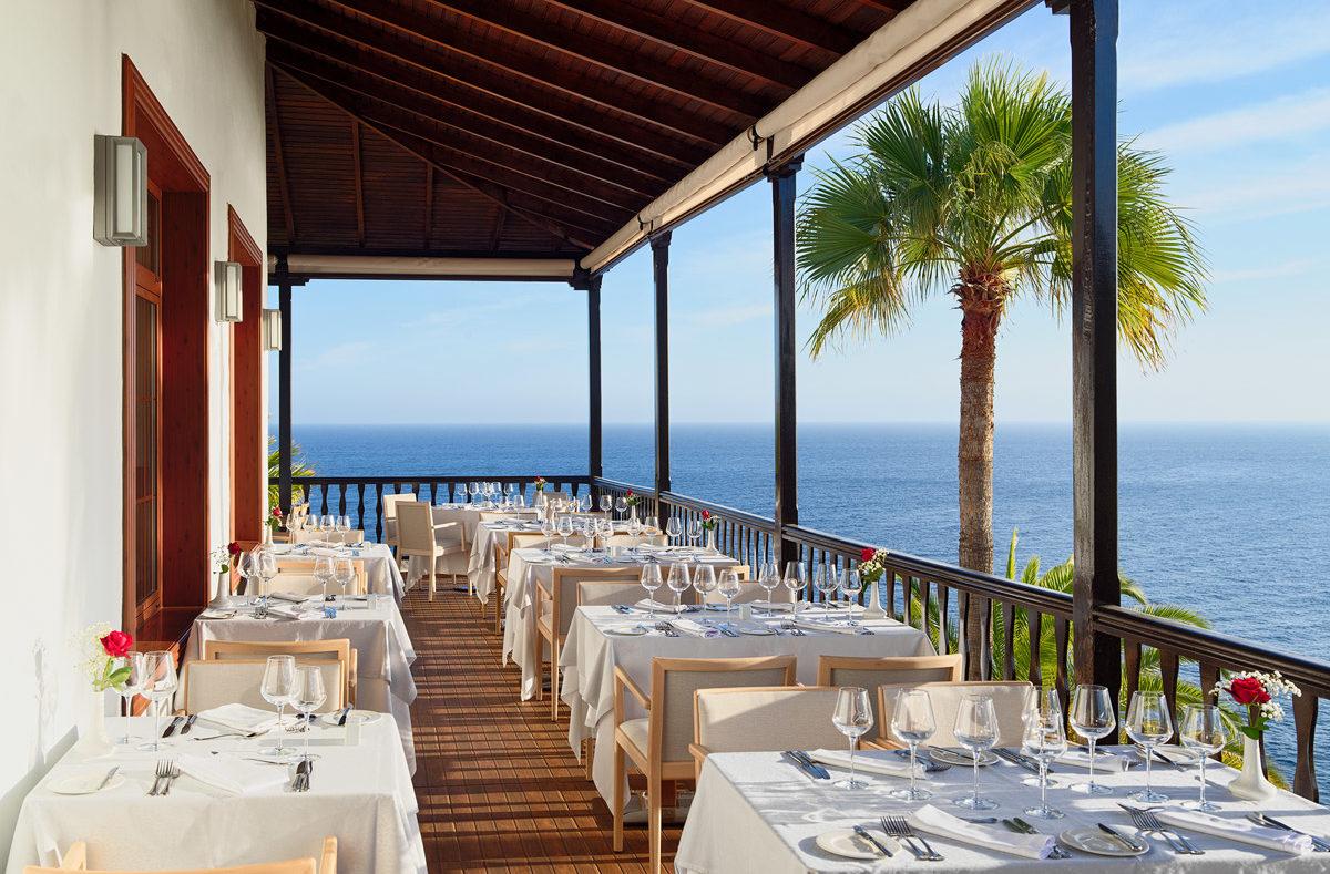 Hotel Jardin Tecina à La Gomera