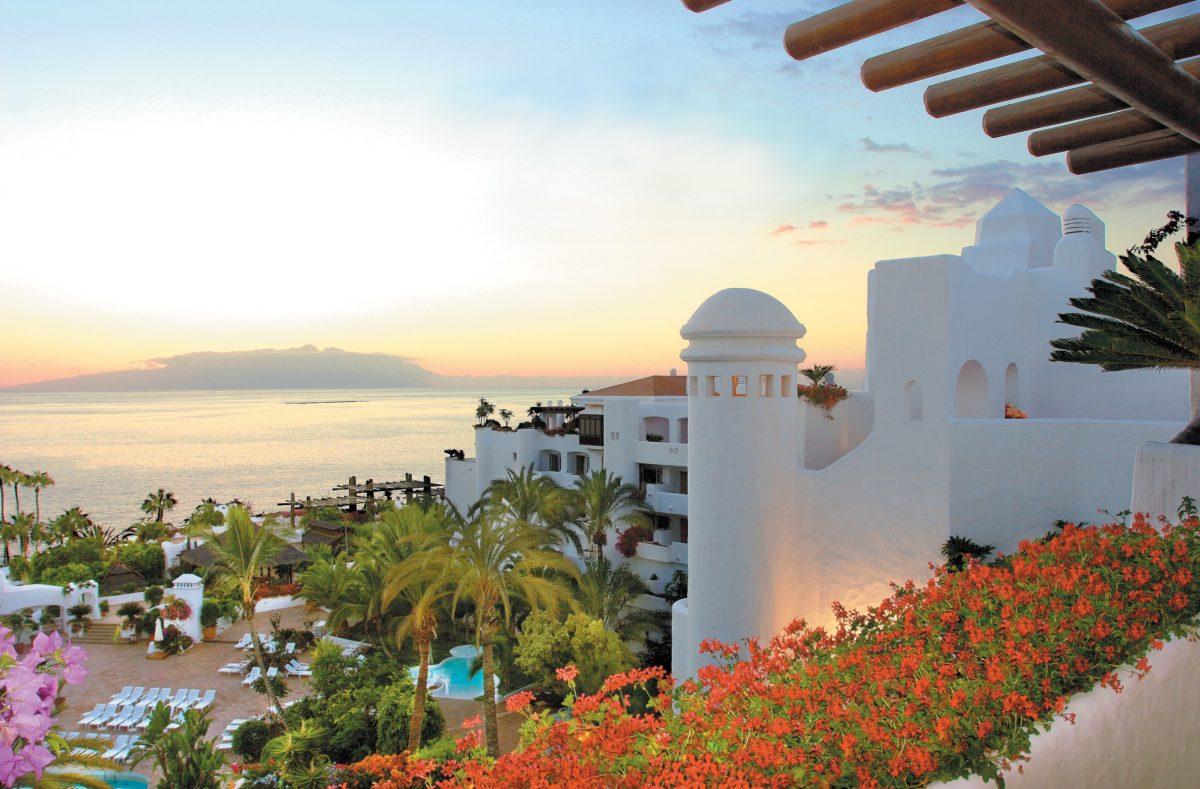 Hôtel Jardin Tropical à Tenerife
