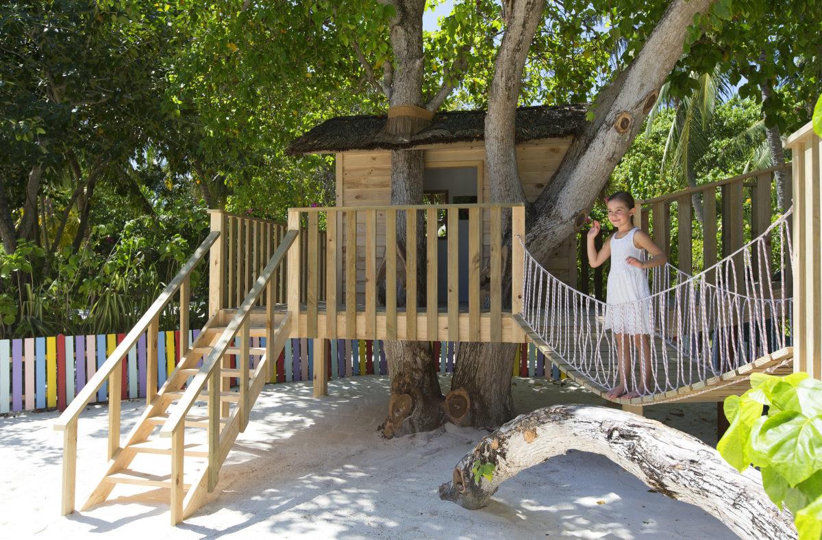 Activités pour les enfants Anantara Dhigu Maldives Resort