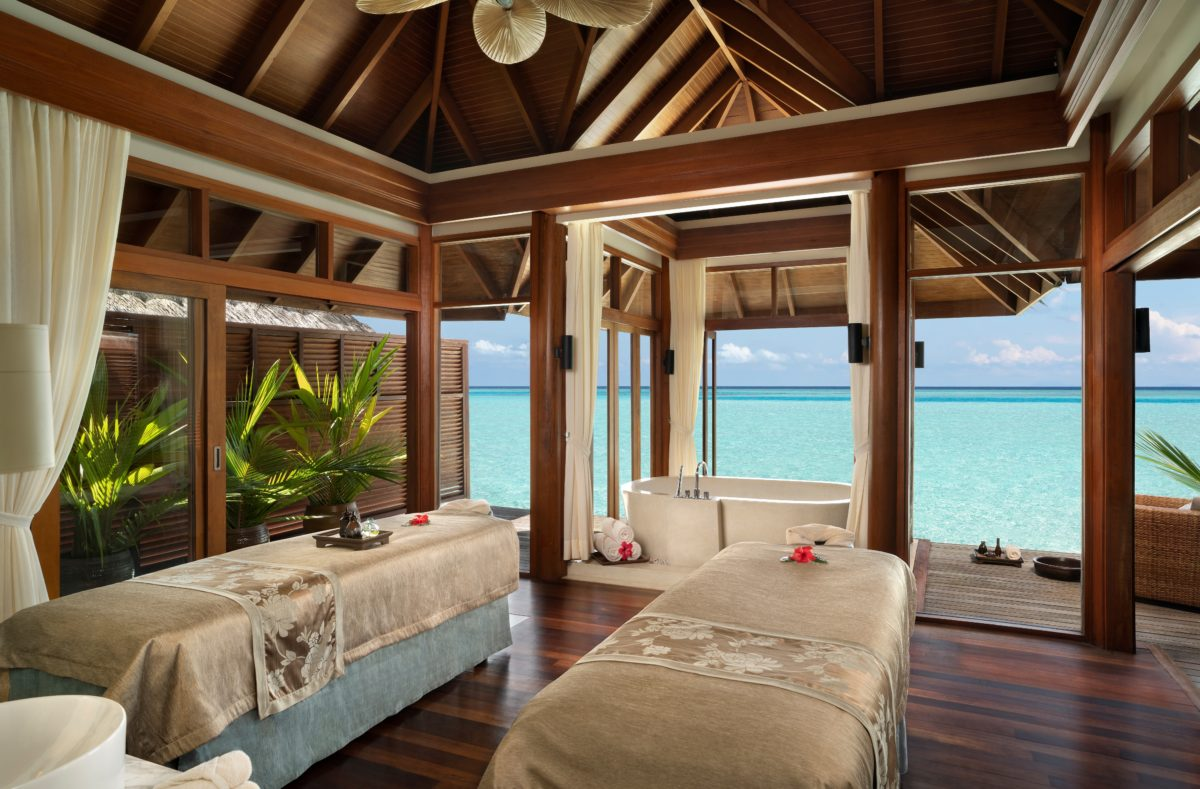 Spa Anantara Dhigu Maldives Resort