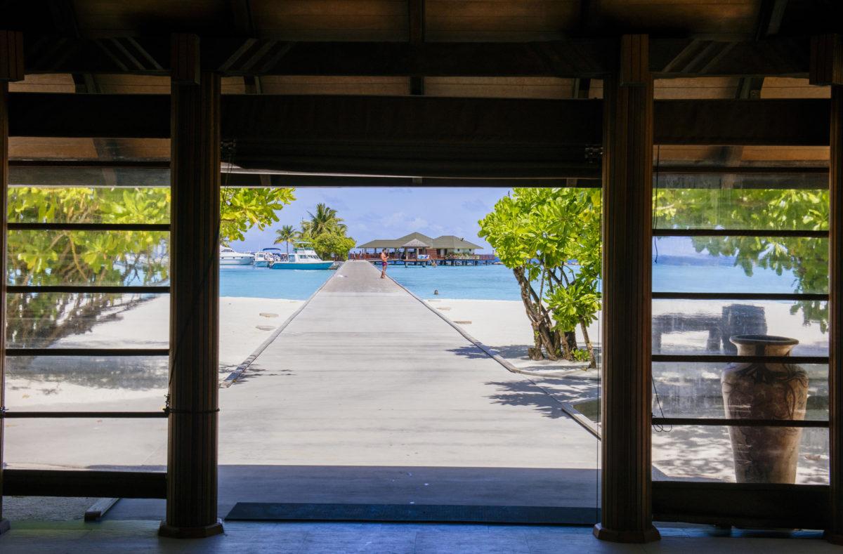 Jetée Paradise Island Resort Maldives
