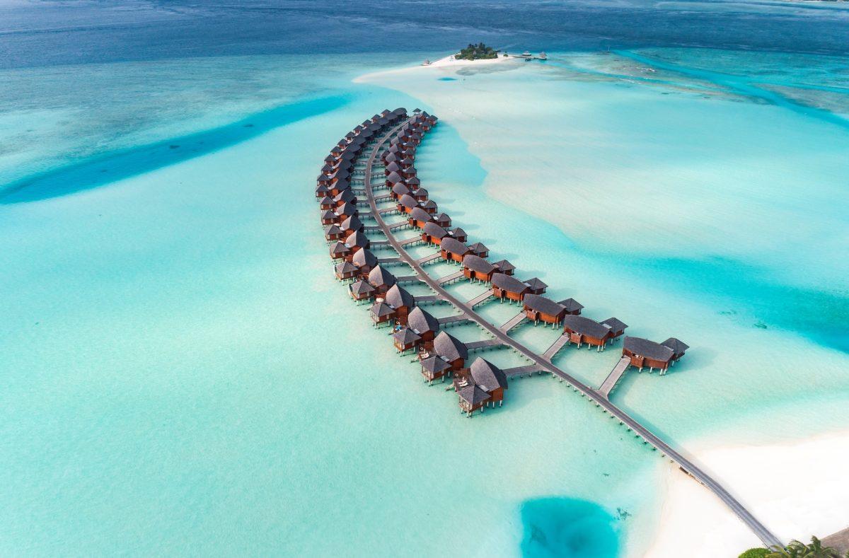 Pilotis Anantara Dhigu Maldives Resort