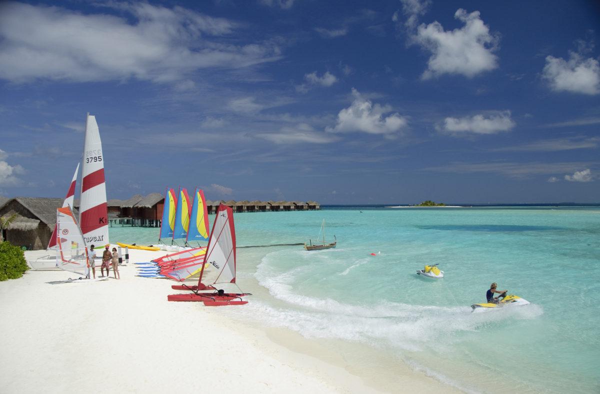 Activités nautiques Anantara Dhigu Maldives Resort