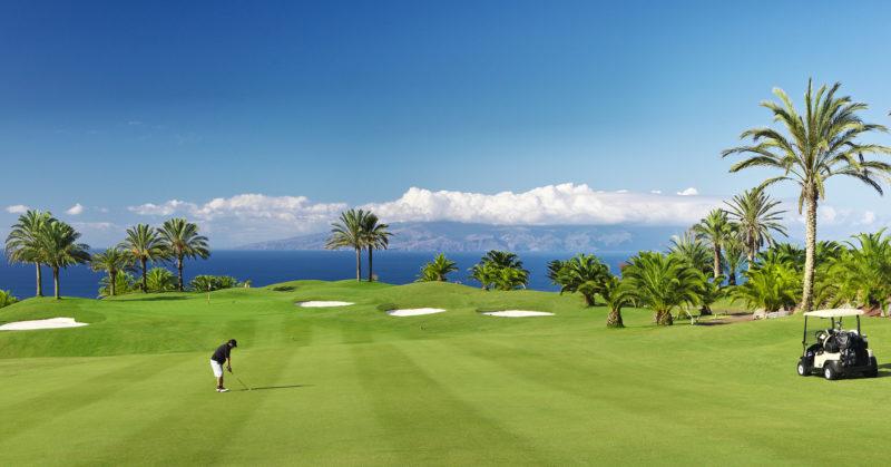 Abama Golf voyage golfique Tenerife
