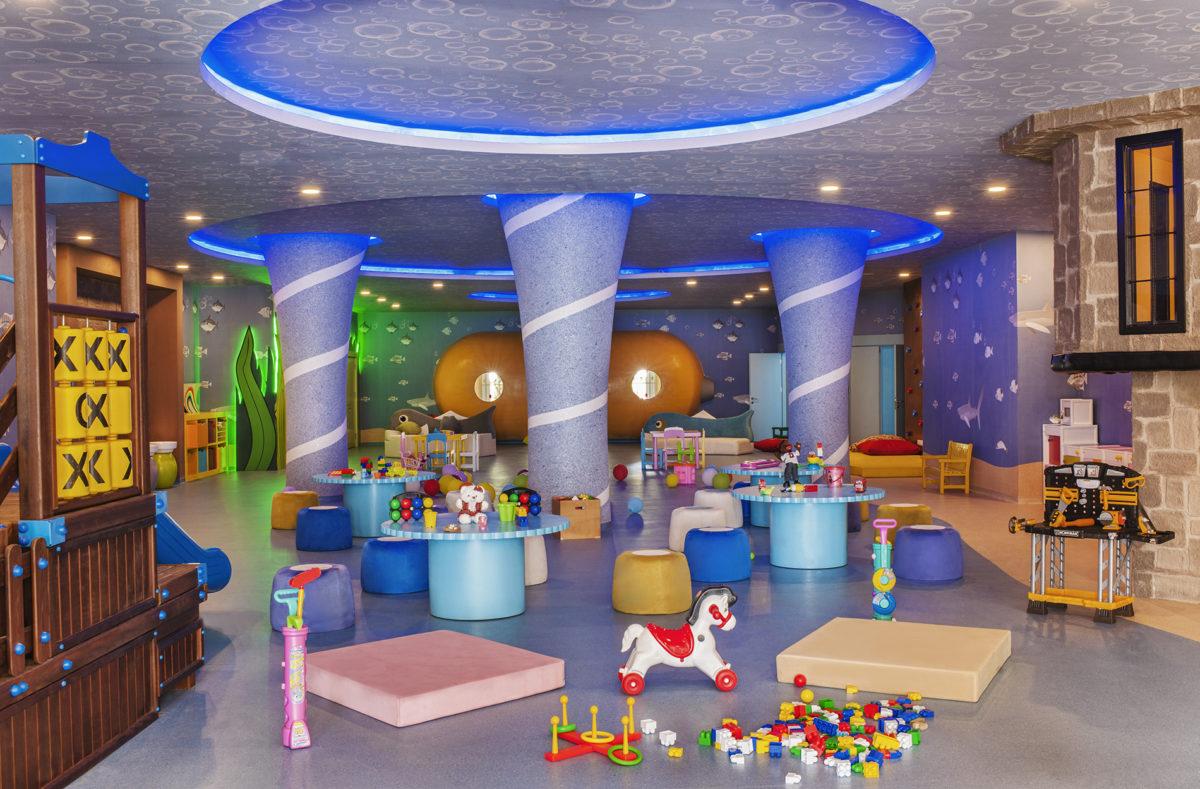 Club enfants Hôtel Sirene Belek Turquie