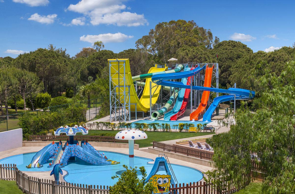Aquapark Hôtel Sirene Belek
