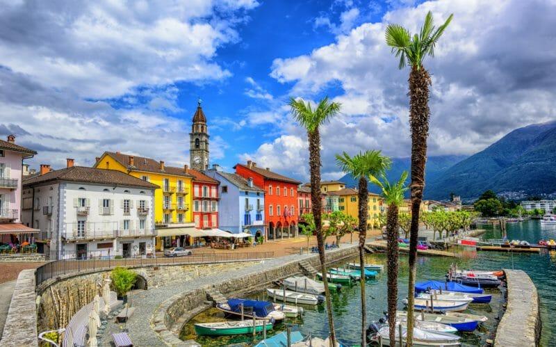 Voyage en groupe au Tessin à Ascona