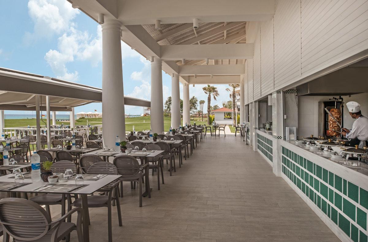 Restaurant Aspendos Hôtel Sirene Belek Turquie