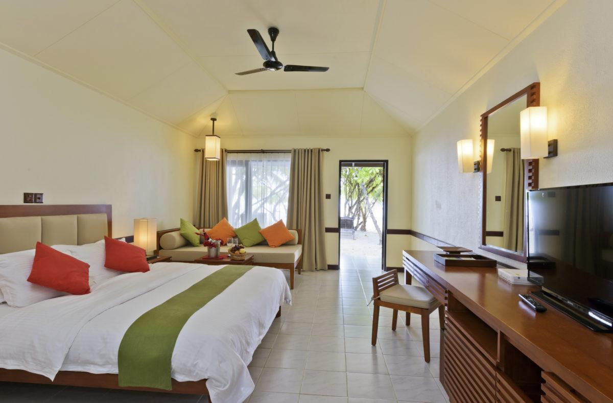 Beach Villa Paradise Island Resort Maldives