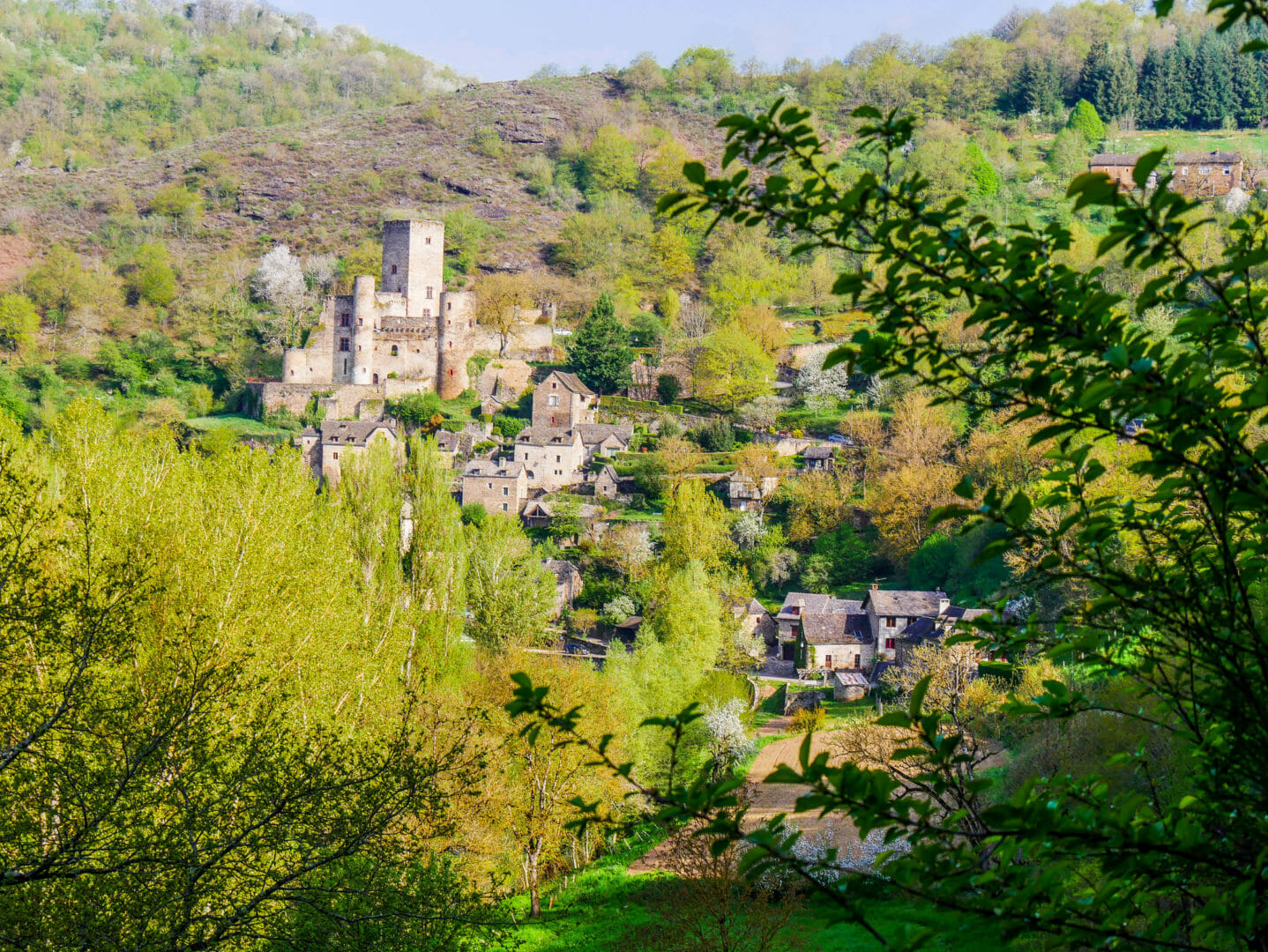 Belcastel Visiter la France hors des sentiers battus