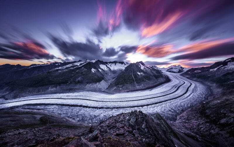 Voyage en groupe Haut-Valais alpin