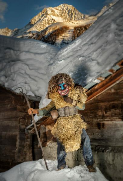 Visiter en groupe le Blaue Stube Lötschental