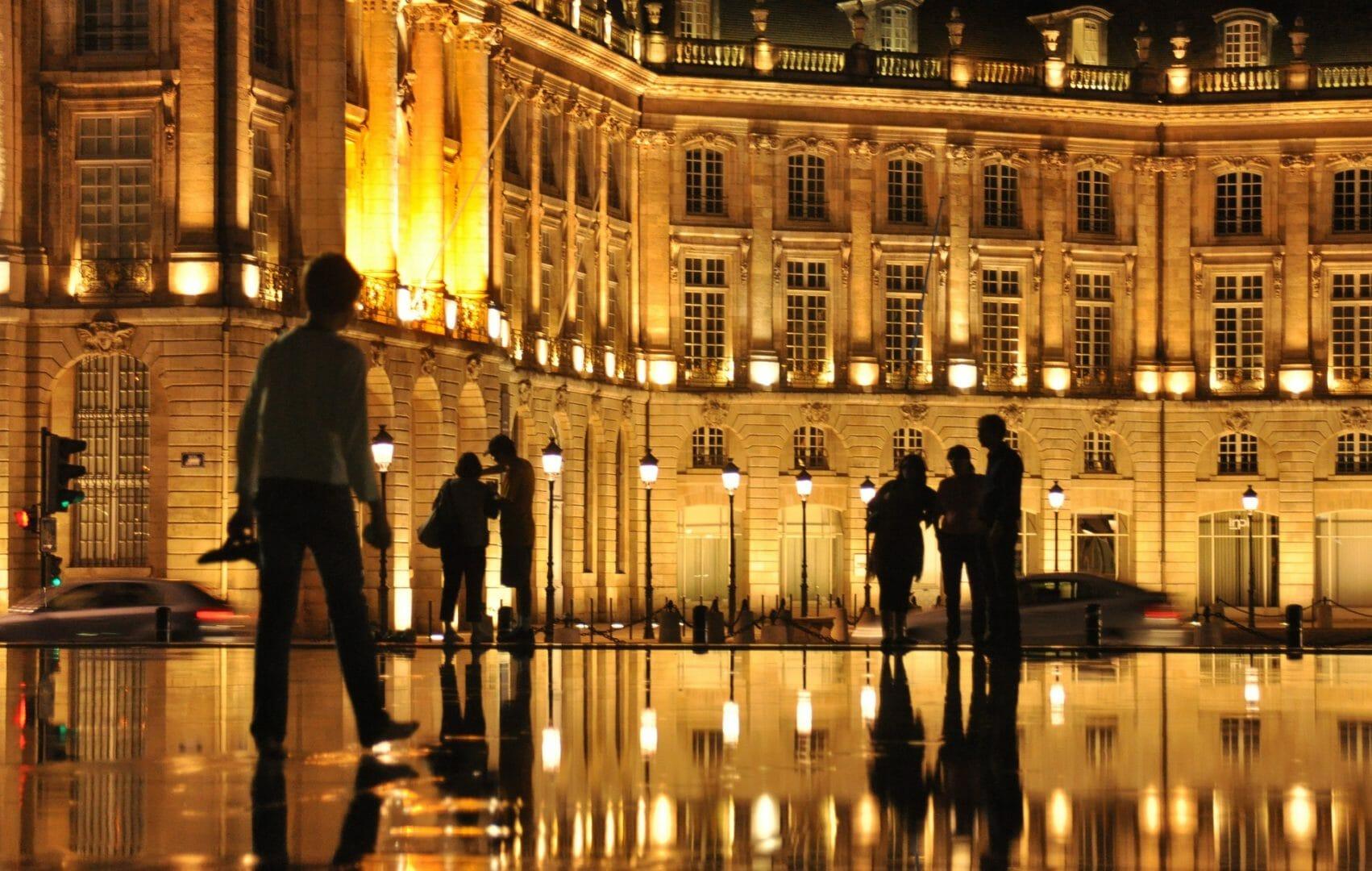 Bordeaux- Voyager sans avion