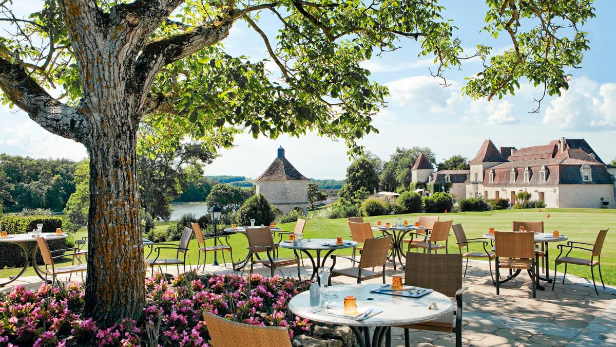 Séjour goflique en Dordogne au Château des Vigiers