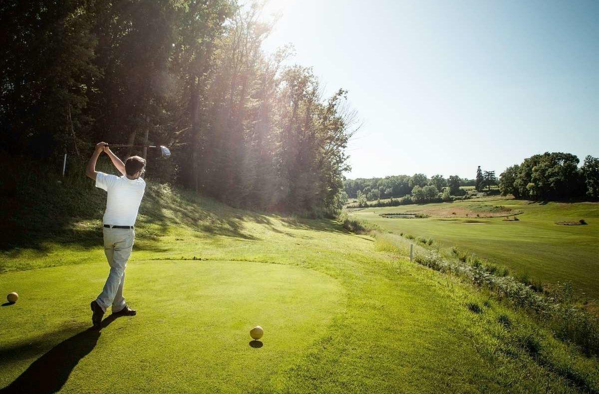 Stage de golf avec Pro au Château des Vigiers en Dordogne