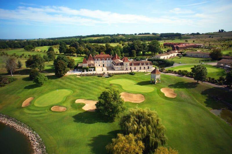 Stage de golf avec Pro en Dordogne aux Vigiers