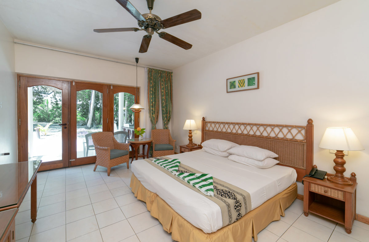 Chambre confort Fihalhohi Island Resort Maldives