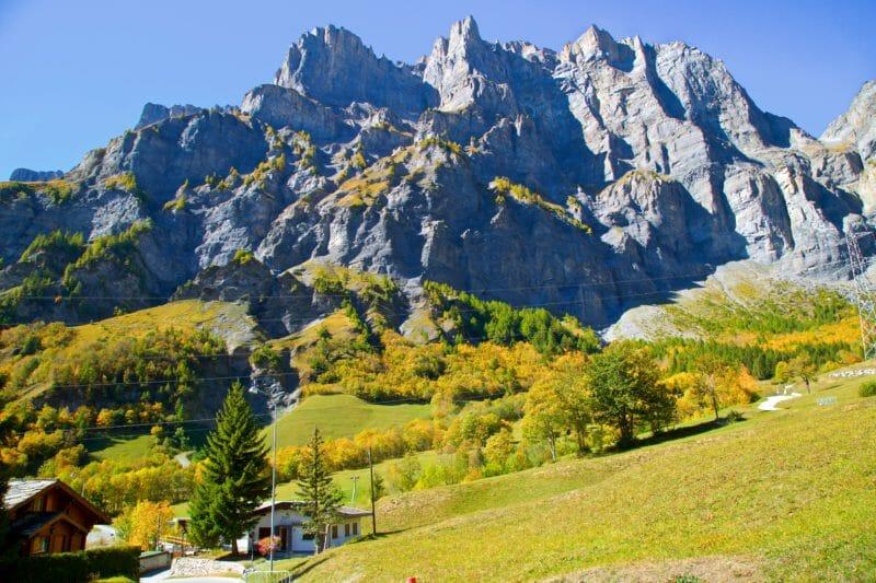 Voyage en groupe à Loèche dans le Haut-Valais alpin