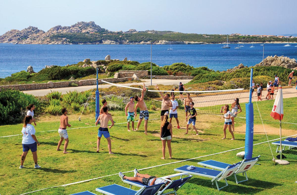 Activités sportives Club Cala Blu Sardaigne