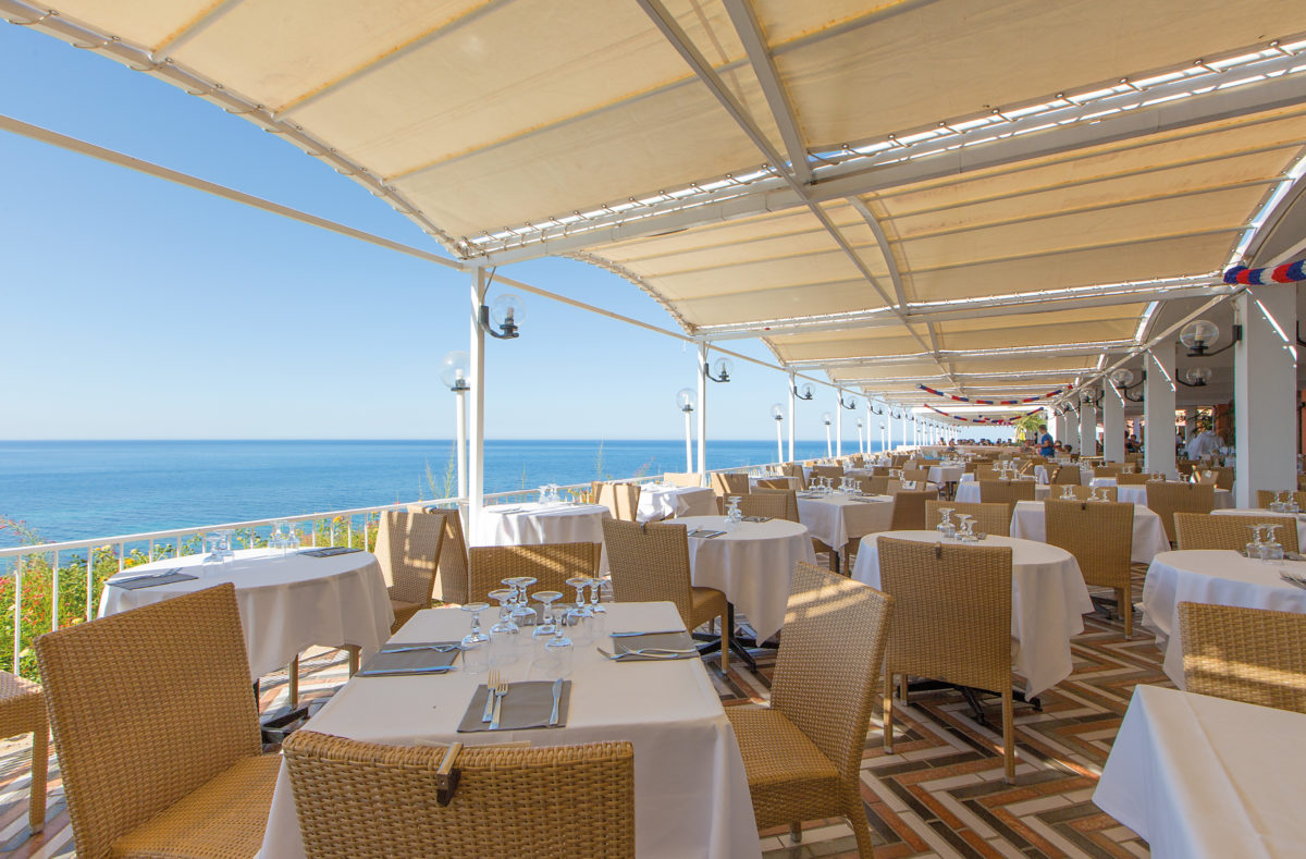 Restaurant Club Torre Barone Sicile
