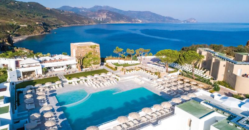 Pollina Resort vacances balnéaires Sicile