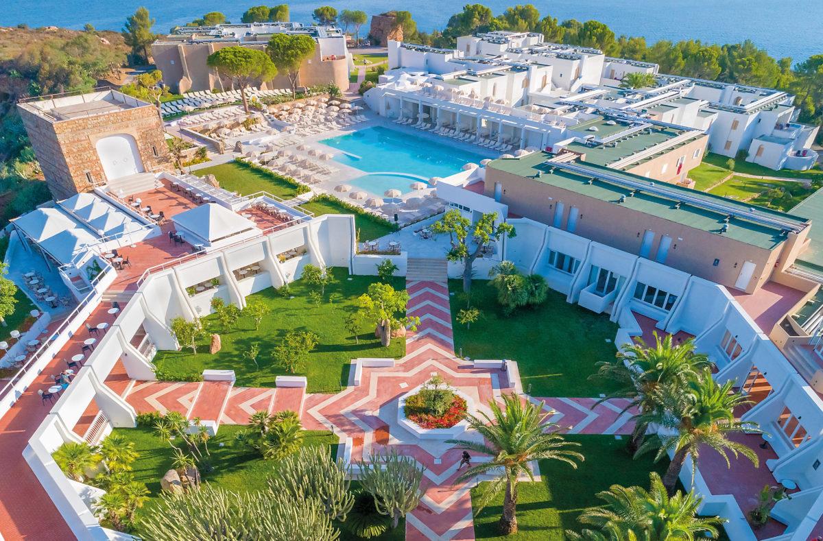 Hôtel en Sicile pour des vacances balnéaires