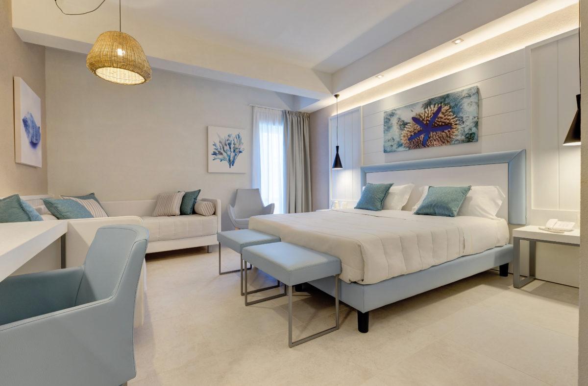 Chambre Pollina Resort Sicile