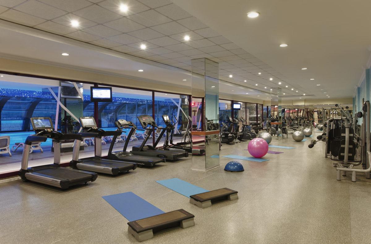 Fitness Centre Hôtel Sirene Belek Turquie