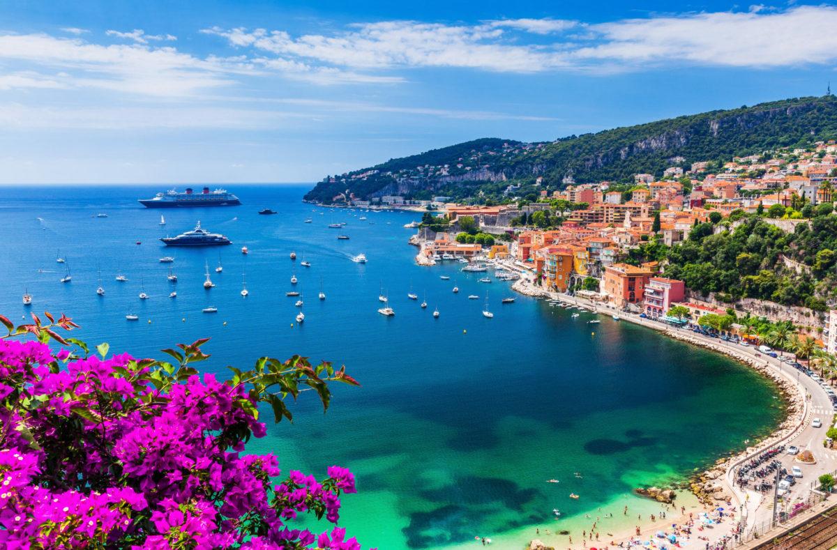Visiter la Côte d'Azur sur la Riviera