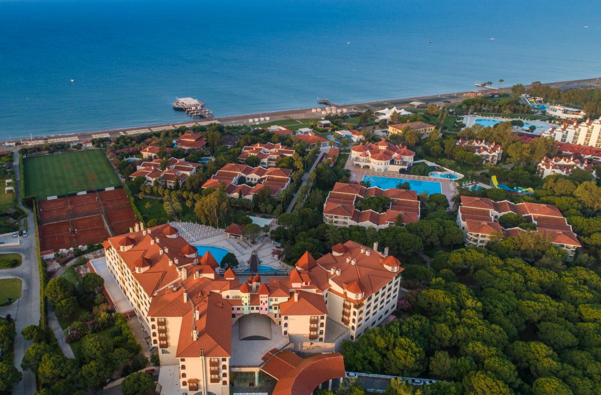 Hôtel Sirene Belek Turquie