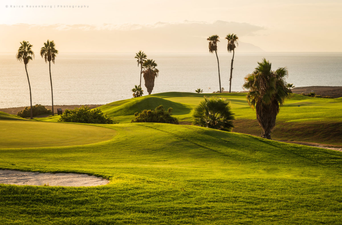 Golf Costa Adeje Championship 5rd Green Tenerife
