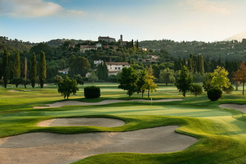 Golf avec Pro au Golf de la Bastide en France