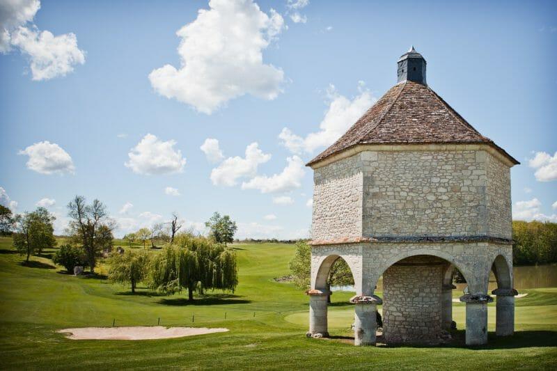 Golf en France en Dordogne au Château des Vigiers