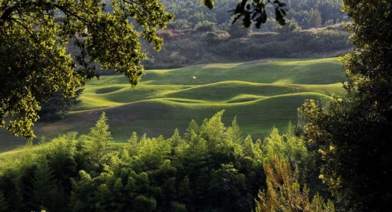 Séjour golfique en France au Golf de Saint Donat