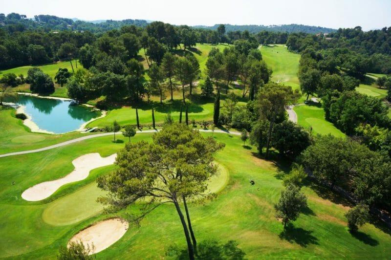 Stage de golf avec Pro au Golf Saint Donat France