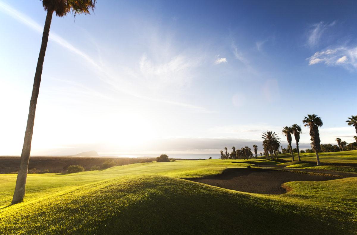 Golf del Sur voyage golfique Tenerife