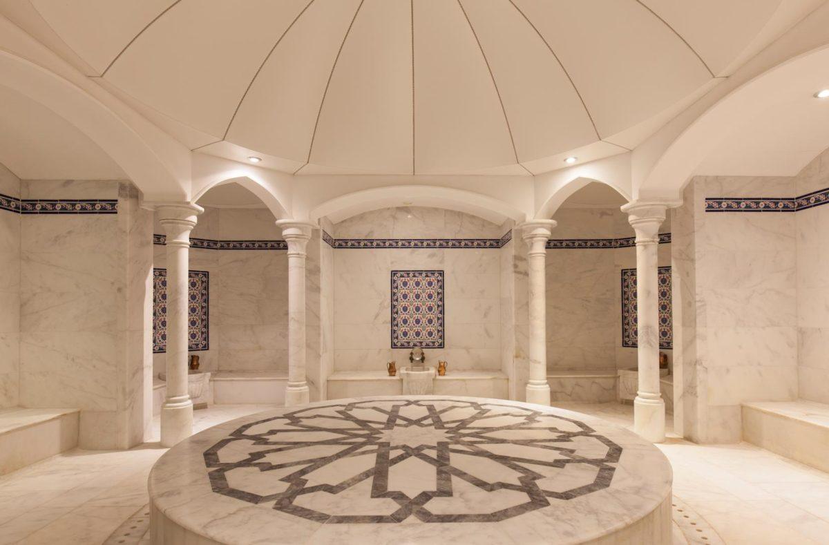 Hammam Hôtel Kempinski The Dome Belek Turquie
