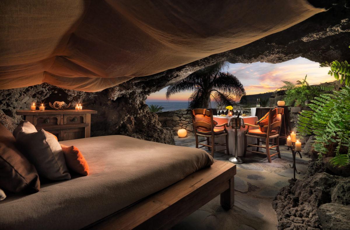 Cueva pour 2 personnes Hotel Le Tecina La Gomera