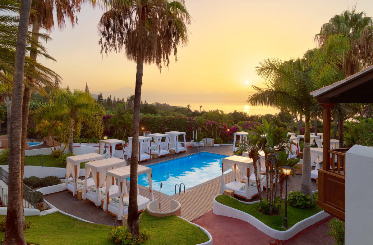 Hotel Le Tecina La Gomera