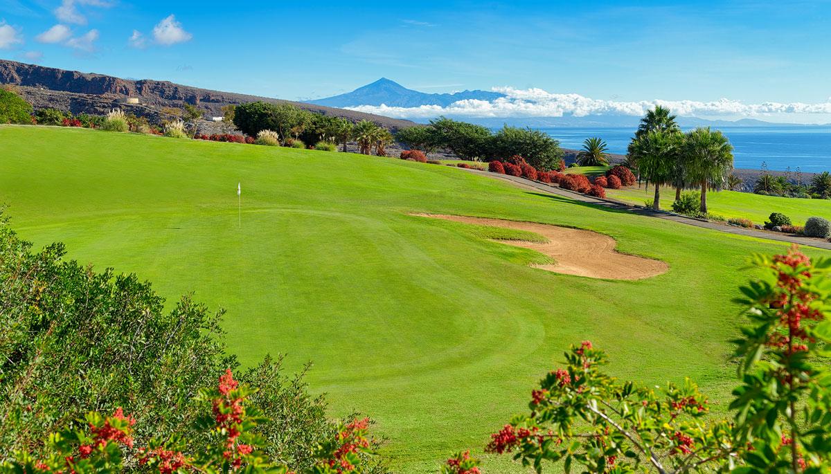 Tecina Golf trou 11 séjour golfique à La Gomera