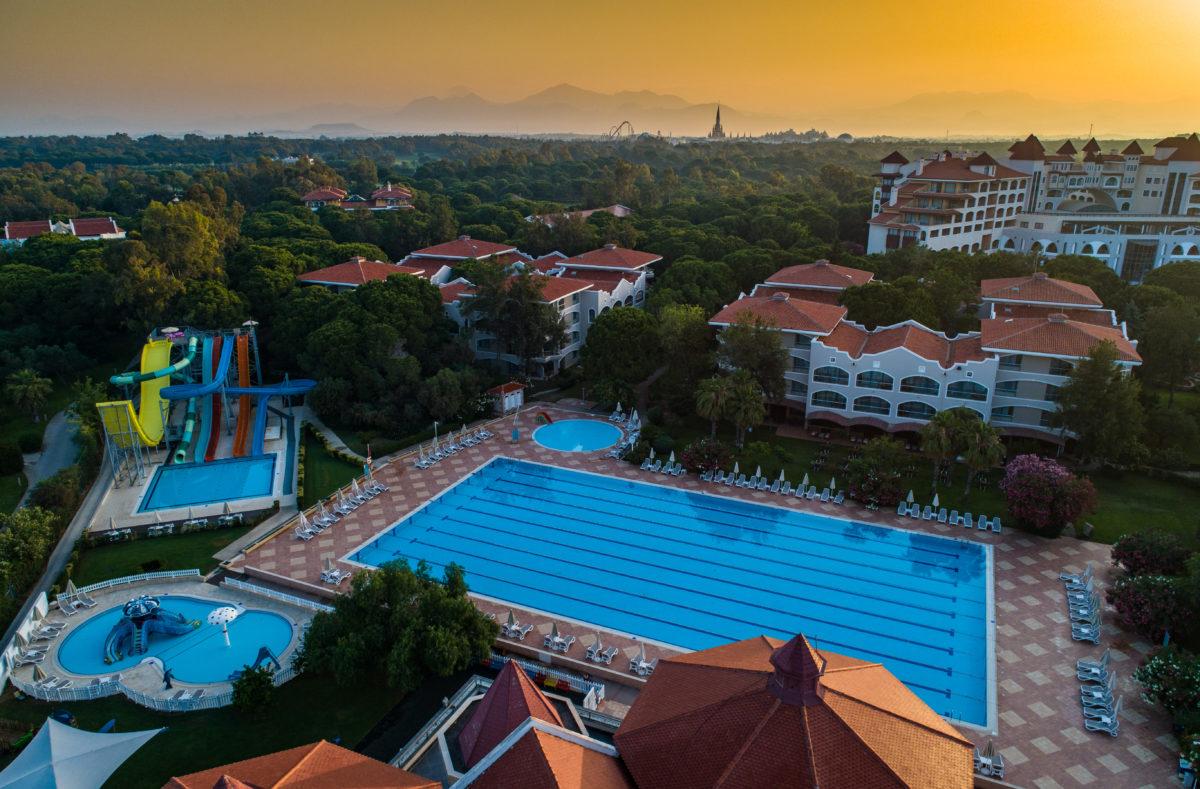 Hôtel Sirene Belek, Piscine olympique pour enfants