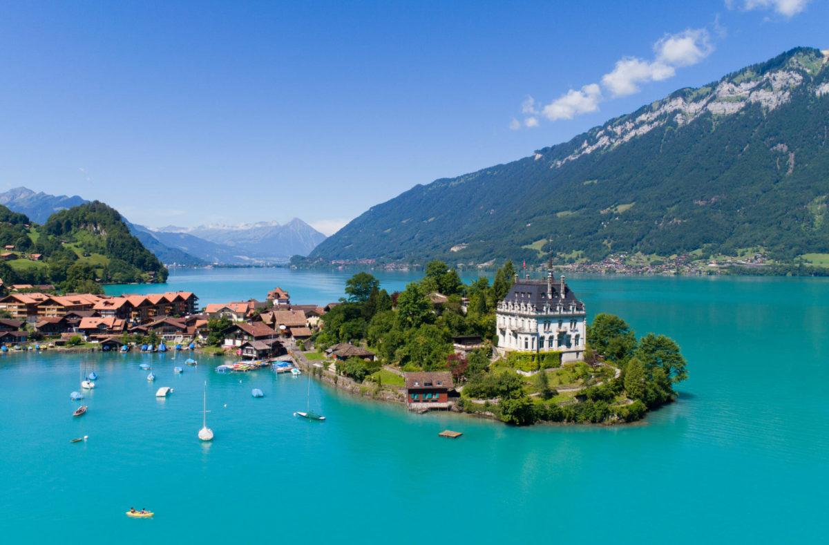 Croisière sur le Lac de Brienz