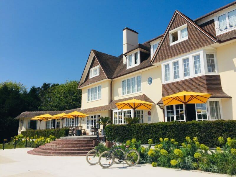 Résider au Manoir Hôtel pour un stage de golf sur la Côte d'Opale